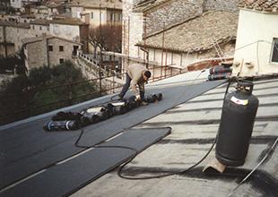 impermeabilizzazione del terrazzo
