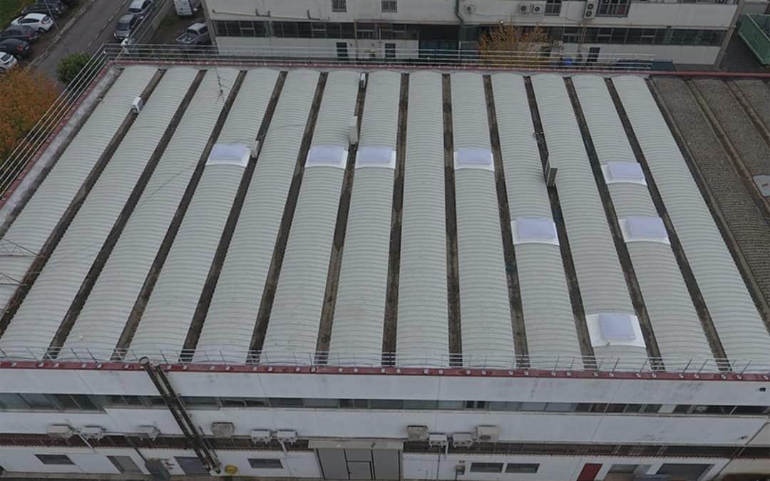 Pannelli isolanti per tetti: non solo tegole